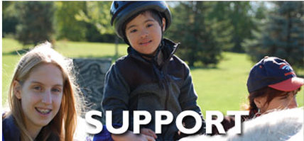 Support and Help Sustain LifeStriders Therapeutic Riding Center Programming