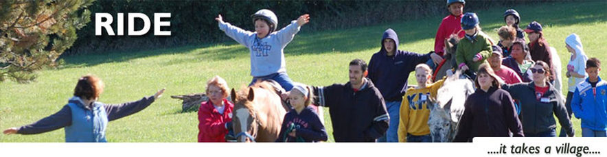 LifeStriders Therapeutic Riding